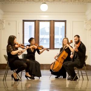 Quartet Evolution - String Quartet in Seattle, Washington