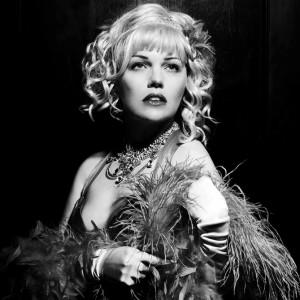Queen April - Burlesque Entertainment in Asheville, North Carolina