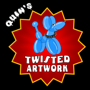 Quin's Twisted Artwork - Balloon Twister in Fresno, California