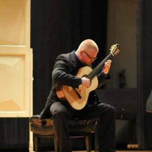 R. Sparky Weintraut - Classical Guitarist / Jazz Guitarist in Salisbury, Maryland