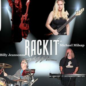 Rackit - Cover Band in Marietta, Georgia