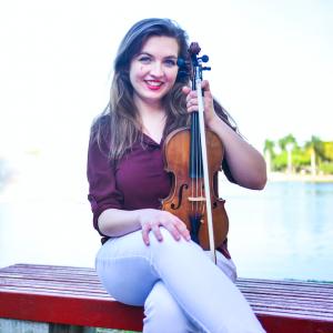 Raina Arnett - Violinist in New York City, New York