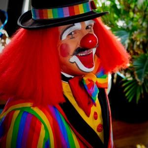 Rainbow the Clown - Comedy Magician / Balloon Twister in Calgary, Alberta