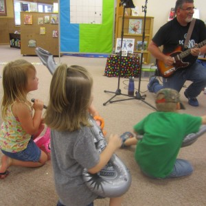 Randy Sauer - Children's Music in Hays, Kansas