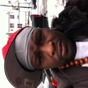 Rap artist at Bakery Records