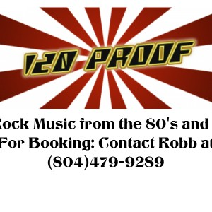 120 Proof - Classic Rock Band in Chester, Virginia