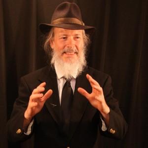 Rav Yitzhak - Storyteller & Paranormal Entertainer - Psychic Entertainment in Portland, Oregon