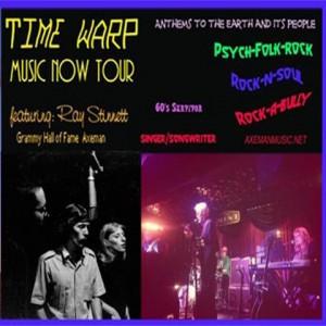 "Ray Stinnett's ""Time Warp"" - Alternative Band in Los Angeles, California"