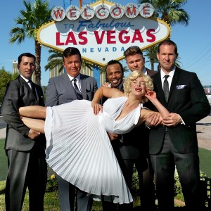Dean-O-Holics - Rat Pack Tribute Show in Reno, Nevada