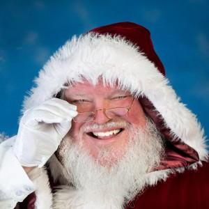 Real Beard and Belly Santa - Santa Claus in Pittsburgh, Pennsylvania