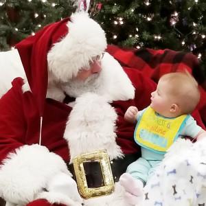 Real Bearded Santa Claus - Santa Claus in East Stroudsburg, Pennsylvania