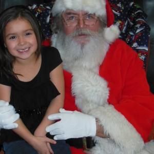 Real Bearded Santa - Santa Claus in Horn Lake, Mississippi