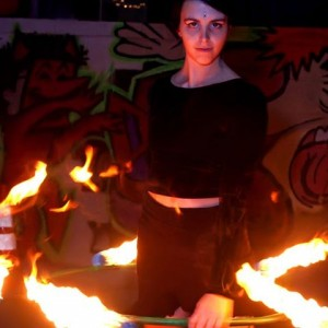 Rebecca Lee - Fire Performer / Belly Dancer in Willow Grove, Pennsylvania