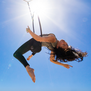 Rebecca Lux - Aerialist in Los Angeles, California