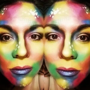 Flores de Colores - Face Painter in Albuquerque, New Mexico