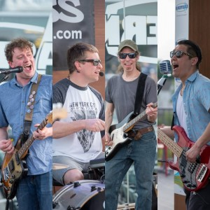 Reckless - Dance Band in Somerville, Massachusetts