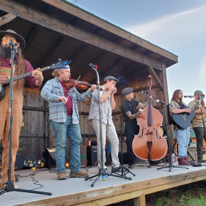 Red Dirt Roosters - Bluegrass Band in Dallas, Texas