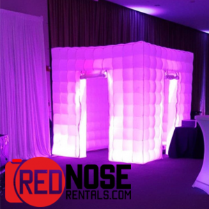 Red Nose Rentals, LLC - Photo Booths in Washington, District Of Columbia