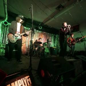 Red Sun - Alternative Band in Los Angeles, California