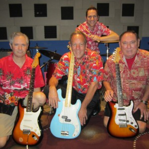 Red Surf Band - Surfer Band / Beach Music in Torrance, California