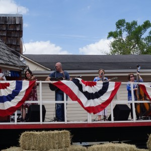 Red White & Bluegrass - Bluegrass Band in Conway, South Carolina