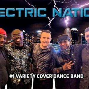 Electric Nation - Dance Band in Anaheim, California