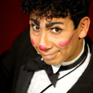 Renaldo - Clown in Port Jefferson Station, New York