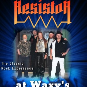 Resistor (the Classic Rock Experience) - Classic Rock Band in Keene, New Hampshire