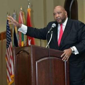 "Rev. Dennis Morgan Brown/""The Voice of King"" - Motivational Speaker in San Bernardino, California"