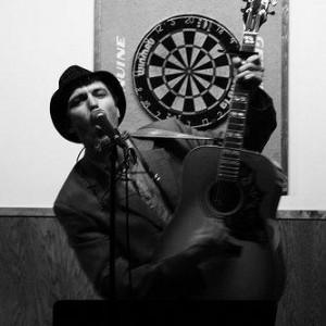 Reverend JJ - One Man Band in Lowell, Massachusetts