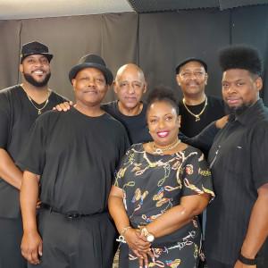 Rhythm - R & B, Funk Band - R&B Group in Rialto, California