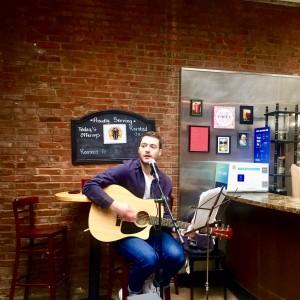 Richard Copeland - Singing Guitarist in St Louis, Missouri
