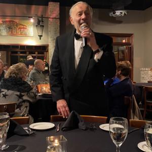 "Richard Fabozzi ""Performs"" - Crooner / Singing Telegram in Atlanta, Georgia"