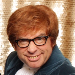 Richard Halpern: The Fake Austin Powers - Austin Powers Impersonator / 1960s Era Entertainment in Los Angeles, California