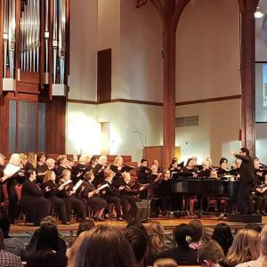 Richardson Community Chorale - Classical Singer in Richardson, Texas