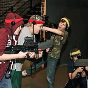 Richmond Underground Laser Tag - Mobile Game Activities in Richmond, Kentucky