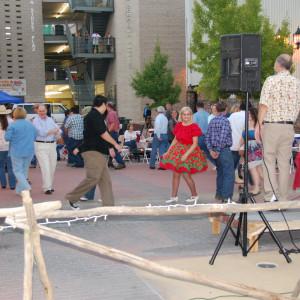 Rick Hampton Square Dance Caller and Emcee - Square Dance Caller in Visalia, California