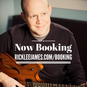 Rick Lee James - Singing Guitarist in Springfield, Ohio
