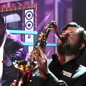 Rick Moore - Saxophone Player in Austin, Texas