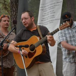 Riley Hill And Brand New Still - Bluegrass Band in Cloverdale, California