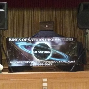 Rings of Saturn Productions - Wedding DJ in Hollywood, Florida