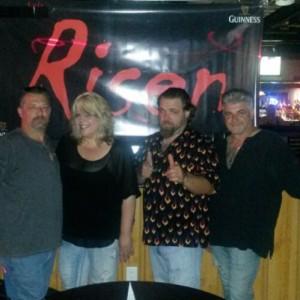 Risen - Classic Rock Band in Newington, Connecticut