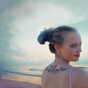 Dark Star Ink - Temporary Tattoo Artist / Body Painter in Boynton Beach, Florida