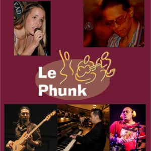 Le Phunk - Dance Band in Toronto, Ontario