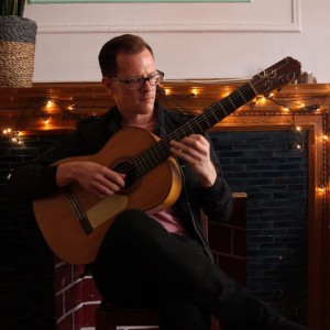 Rob Adler - Classical Guitarist in New York City, New York