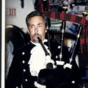 Robert Burns, Bagpiper - Bagpiper in San Diego, California