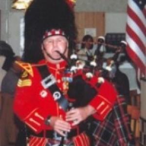Robert J. White - Bagpiper / Celtic Music in Raleigh, North Carolina