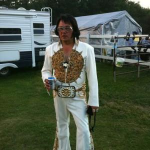Robert's Elvis Show