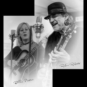 Robin Roberts & Billie Preston - Acoustic Band in Wichita, Kansas