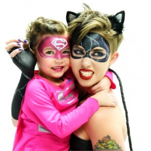 Rock Your Body Face and Body Art - Face Painter / Body Painter in Albuquerque, New Mexico